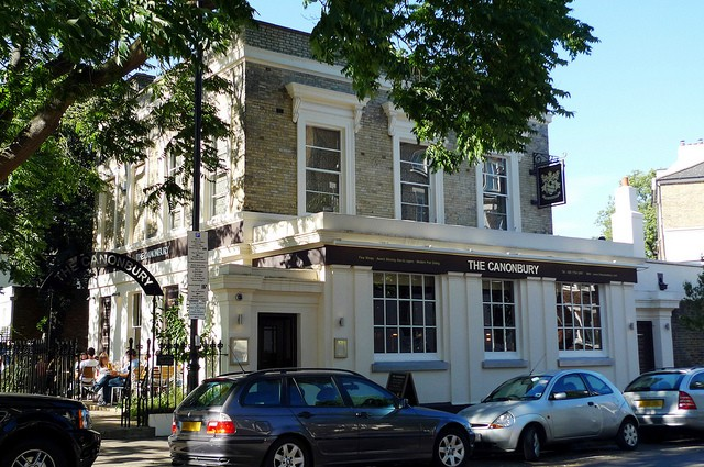 The Canonbury, formerly the Canonbury Tavern