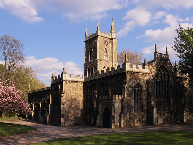 Bristol, St Philip and St Jacob