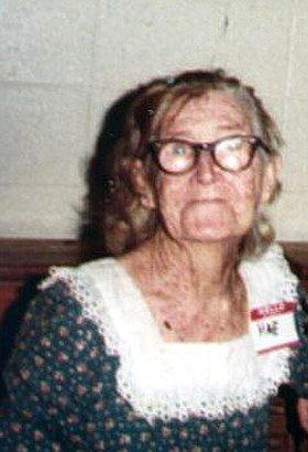 Atcherley, Mae Edith (Dunn)