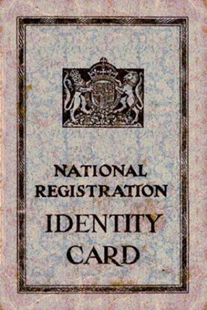 National Registration Identity Card 1943