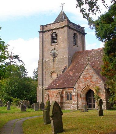West Felton St Michael, Shropshire