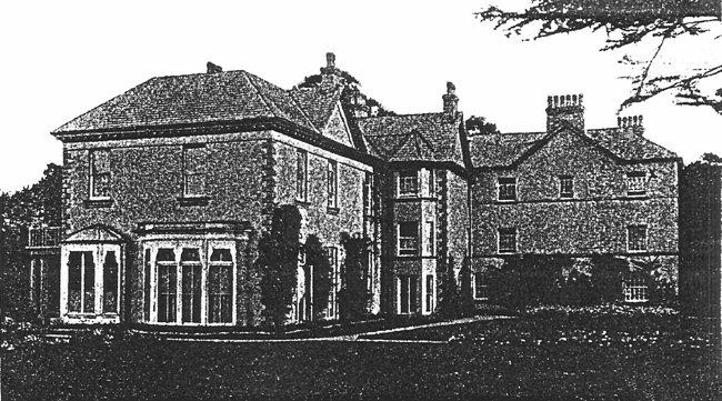 places - Shropshire - Marton Hall