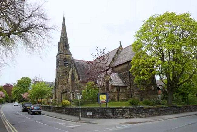 Cheshire - Altrincham St John