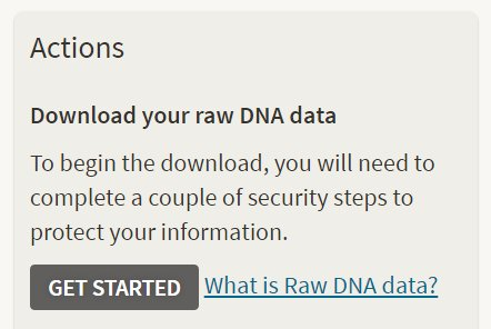 other - AncestryDNA download raw data