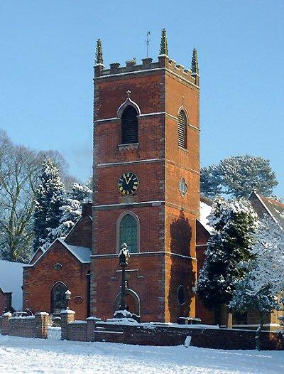 Staffordshire, Penn St Bartholomew