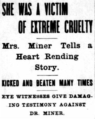 Rose Miner - Honolulu Republican, 20 Nov 1900