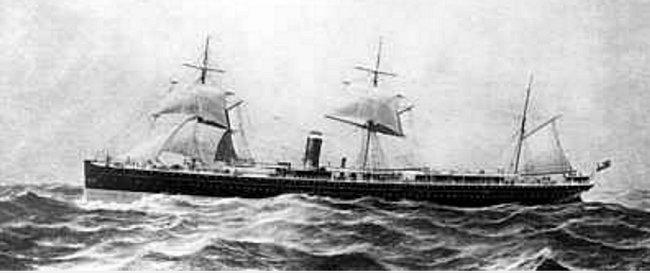 Ship - Scythia